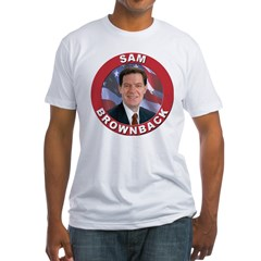 Sam Brownback (Front) Shirt