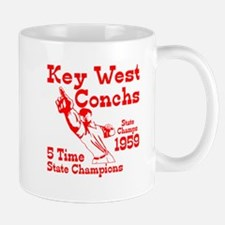 1959 Key West Conchs State Champions Mug