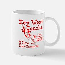 1959 Key West Conchs State Champions Small Small Mug