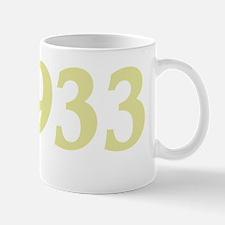 Est 1933 Birth Year Mug