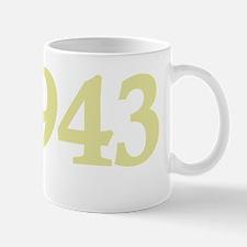 est 1943 dark Mug