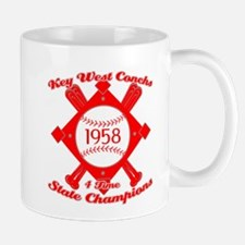 1958 Key West Conchs State Champions Small Small Mug