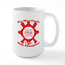 1958 Key West Conchs State Champions Mug