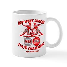1956 Key West Conchs State Champions Small Mug
