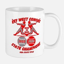 1956 Key West Conchs State Champions Small Small Mug