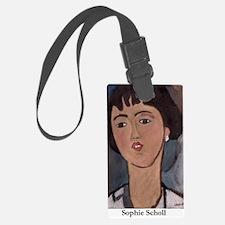 Modigliani Luggage Tag