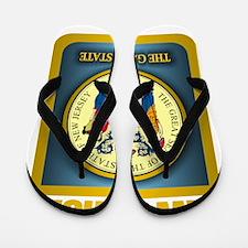 New Jersey Seal (B) Flip Flops