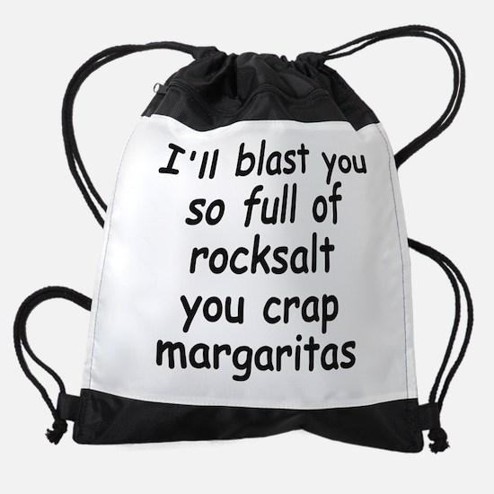 Rocksalt 1 Drawstring Bag