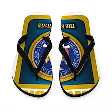 New York Seal (B) Flip Flops