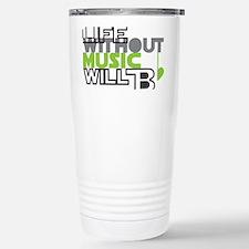 B flat Travel Mug