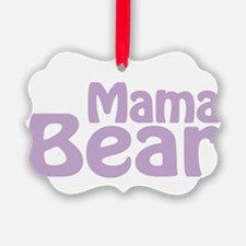 Mama Bear Claw Est 2013 Ornament