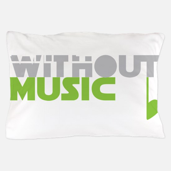 B flat Pillow Case