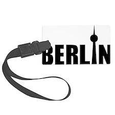 Berlin Luggage Tag
