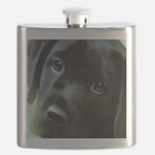 black lab Flask