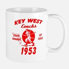 1953 Key West Conchs State Champions Mug