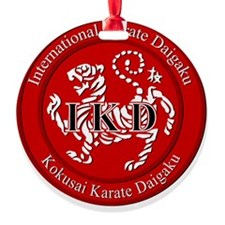 logo IKD Ornament