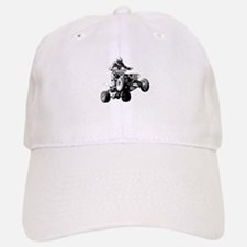 ATV Racing Baseball Baseball Cap