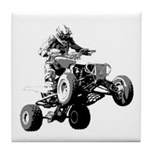 ATV Racing Tile Coaster
