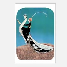 PwrBnk-Art Deco Plank Lad Postcards (Package of 8)