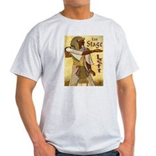 Exit Stage Left Egyptian T-Shirt