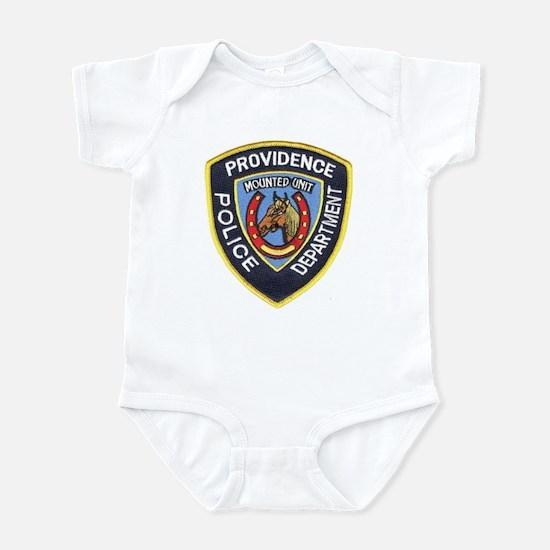 Providence Mounted Police Infant Bodysuit