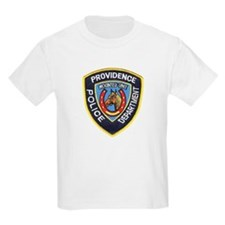 Providence Mounted Police Kids T-Shirt