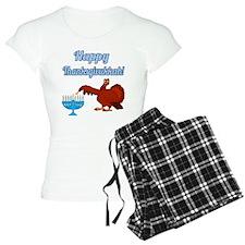 Happy Thanksgivukkah 4 Pajamas