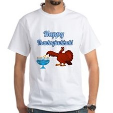 Happy Thanksgivukkah 4 T-Shirt