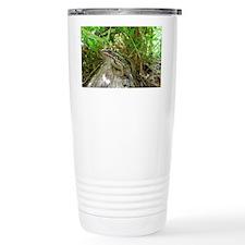 Frog on a log Travel Mug