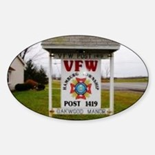 VFW 2 Decal