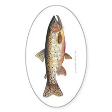 Colorado River Cutthroat Trout Decal