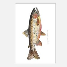Colorado River Cutthroat  Postcards (Package of 8)