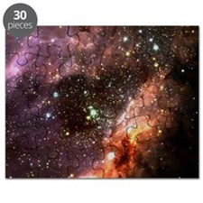 M17 Star Formation Puzzle
