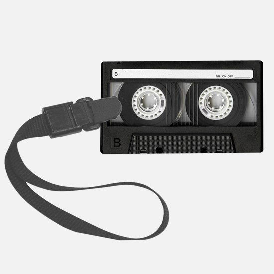 Cassette Large Luggage Tag