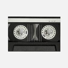 Cassette Rectangle Magnet