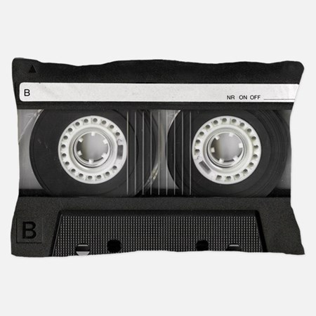 Cassette  Pillow Case