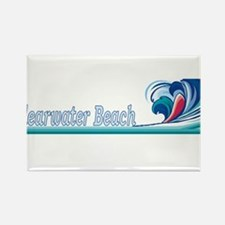 Clearwater Beach, Florida Rectangle Magnet