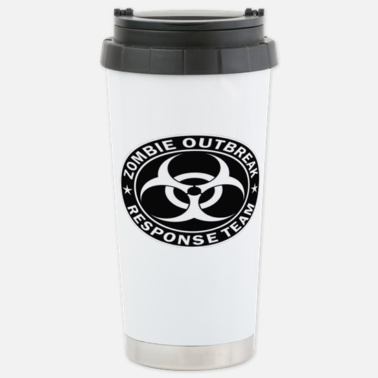 Zombie Response Team Ov Stainless Steel Travel Mug