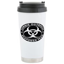 Zombie Response Team Ov Travel Coffee Mug