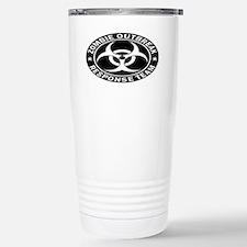 Zombie Response Team Ov Travel Mug