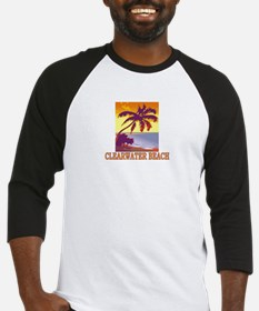 Clearwater Beach, Florida Baseball Jersey