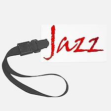 Jazz Luggage Tag