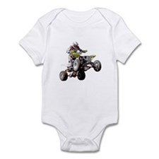 ATV Racing (color) Infant Bodysuit