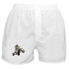 ATV Racing (color) Boxer Shorts