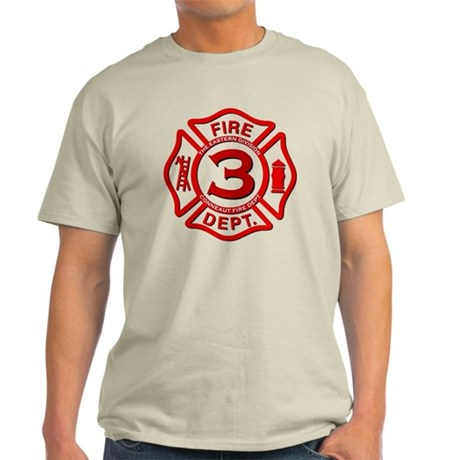 Station 3 Front Light T-Shirt