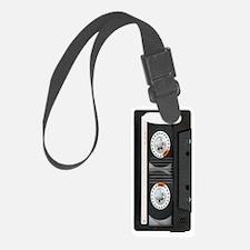 Retro, Mixtape Luggage Tag