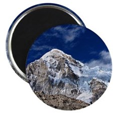 Pumori from Everest Base Camp Trek in Nepal Magnet