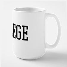 College Large Mug