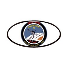 Pioneer X @ 40! Patches