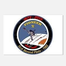 Pioneer X @ 40! Postcards (Package of 8)